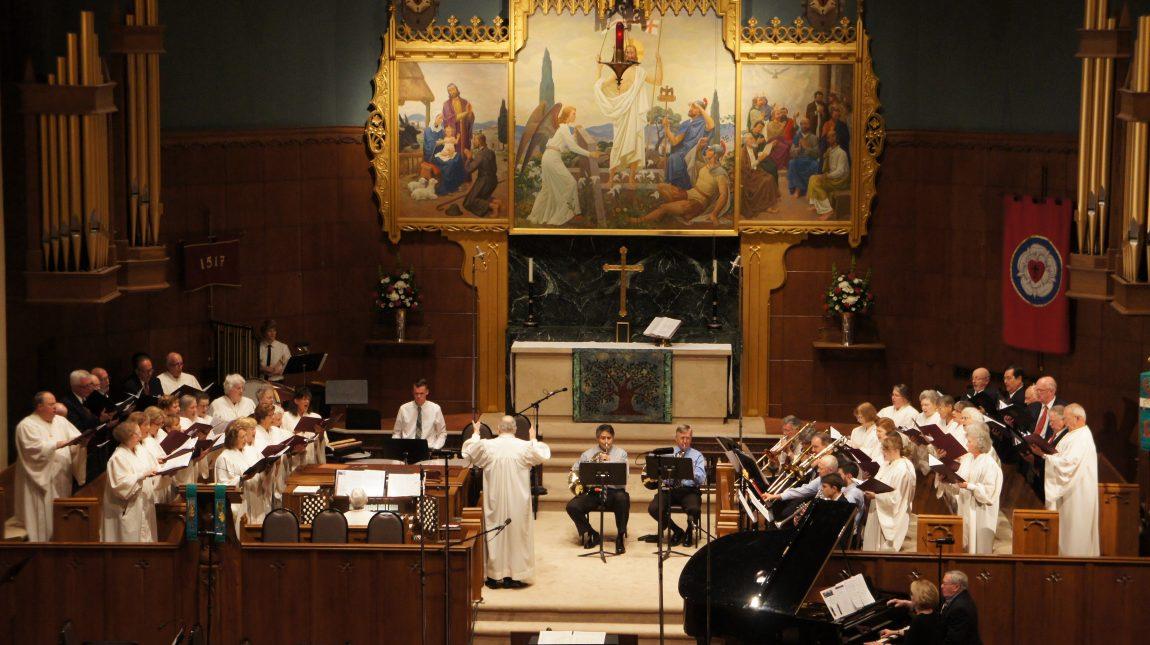 St. John's Chancel Choir