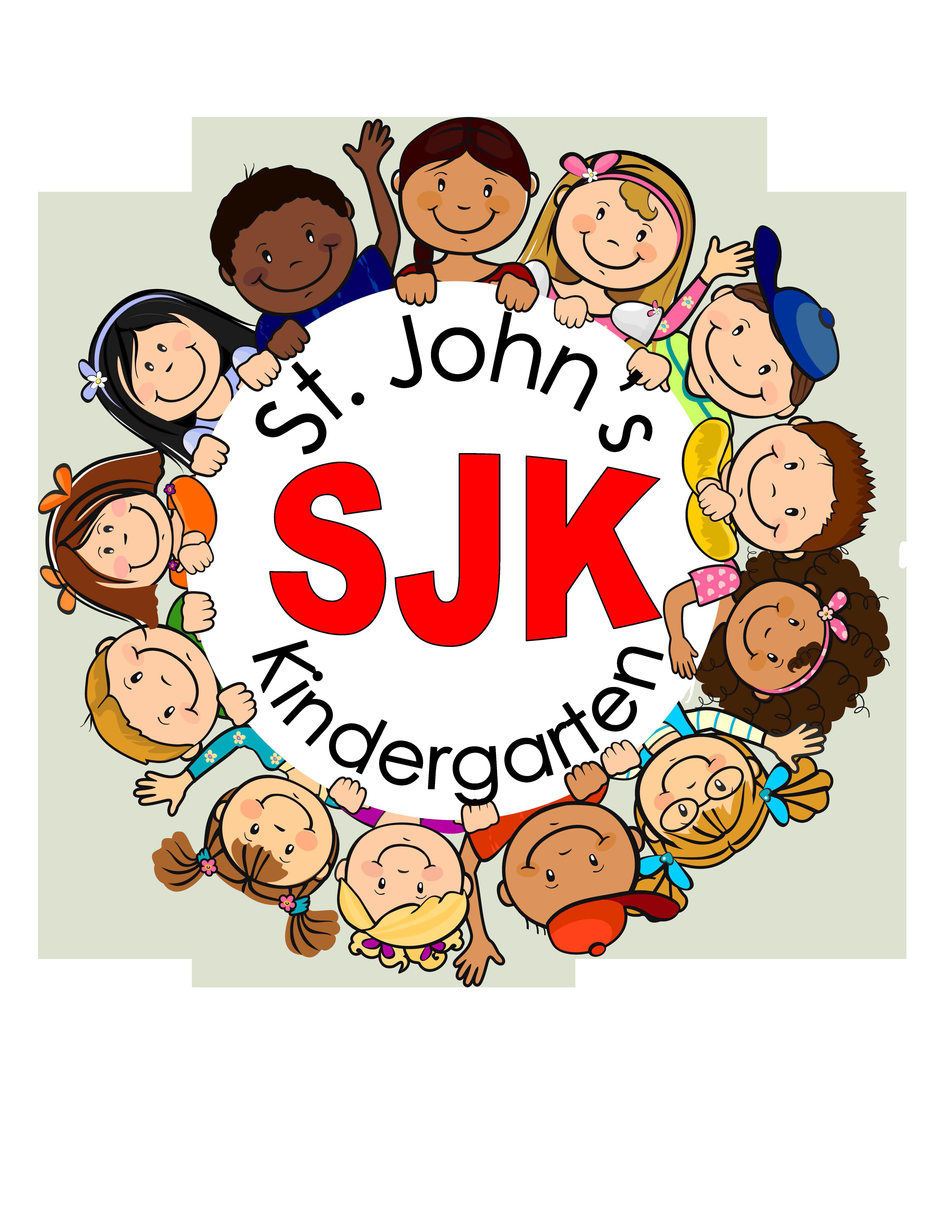 kindergarten logo_ white center