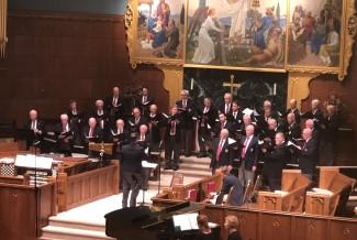 Men's Chorus Jason