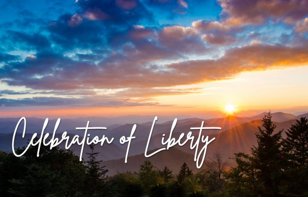Celebration of Liberty bulletin