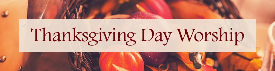 Thanksgiving-Day-Worship-event