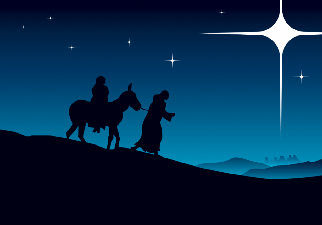Then Joseph got up, took the child and his mother by night, and went to Egypt. Matthew 2:14