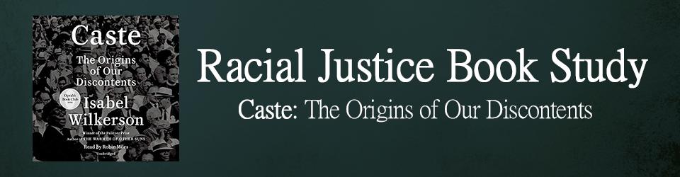 Caste Book Study event