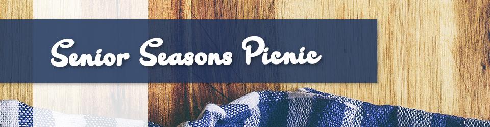 Senior Seasons Picnic event