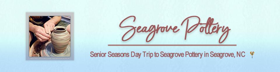 Seagrove Pottery event