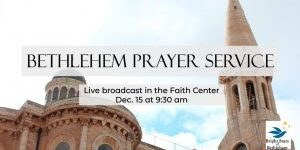 Bethlehem Prayer Service fcbk event