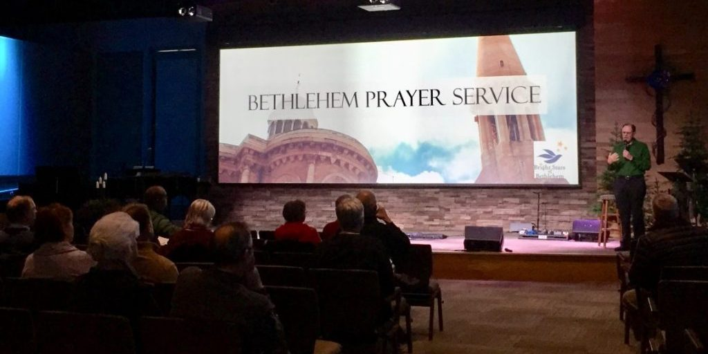 Bethlehem Prayer Simulcast