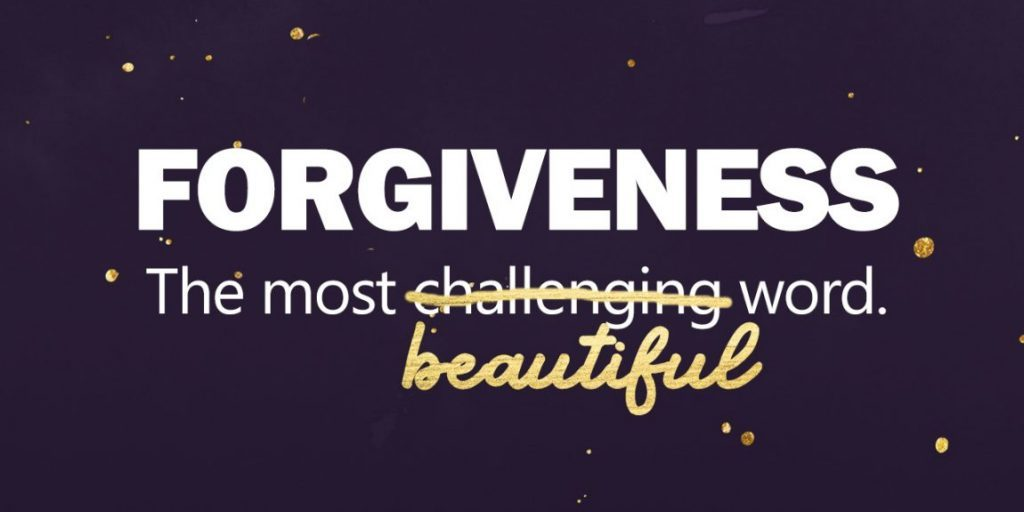 Forgiveness beautiful dark livestream
