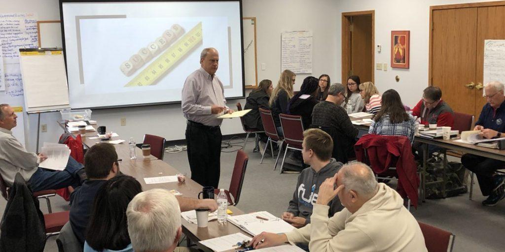 Leaders Retreat Jan 2020 Mike Edwards
