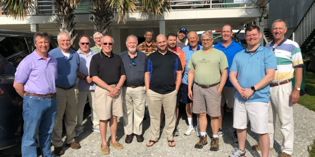 Men_s Beach retreat 2019