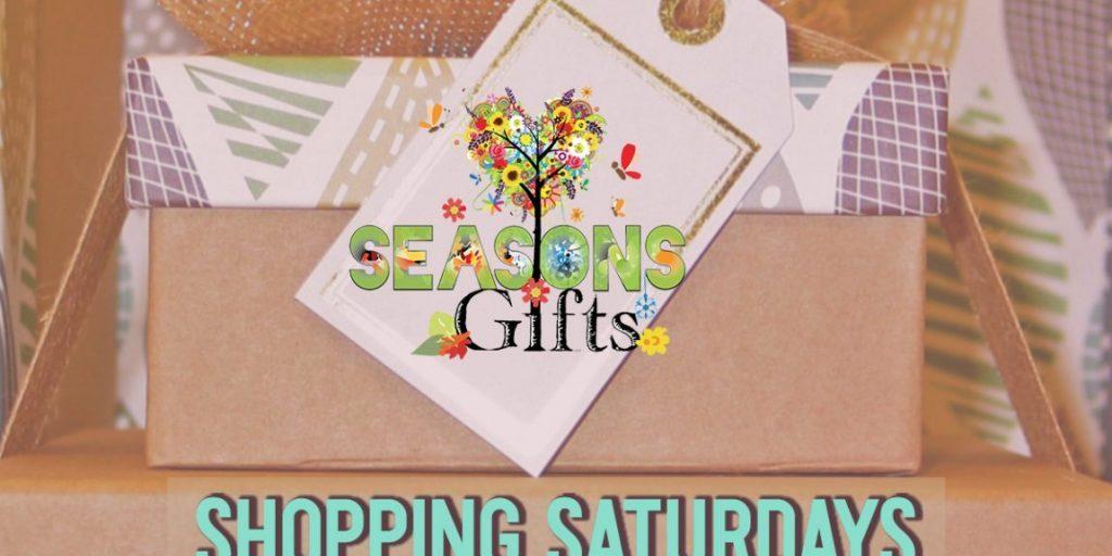 Seasons Gifts gift shopping Saturdays fcbk