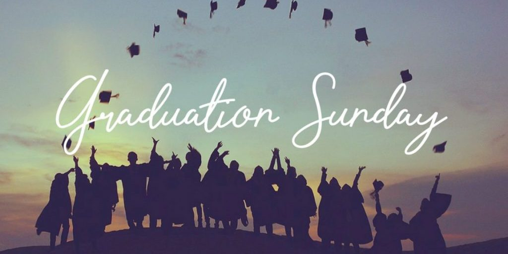 graduation sunday Bulletin Cover