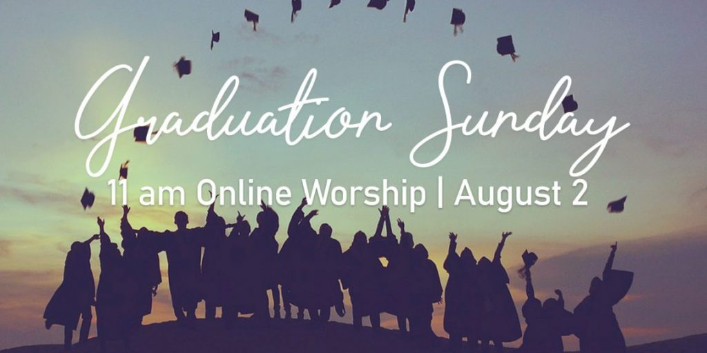 graduation sunday livestream