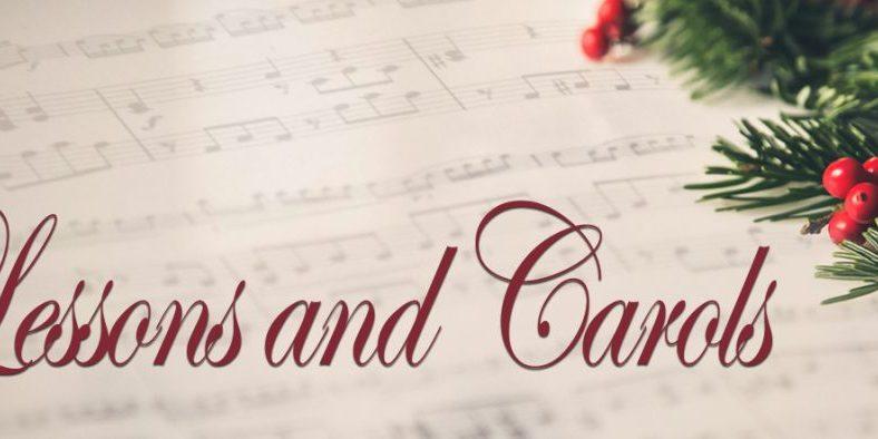 lessons and carols bulletin
