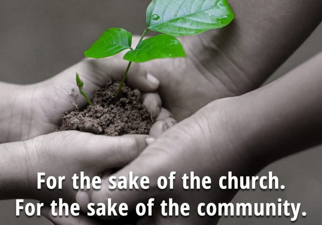 stewardship quote for the sake